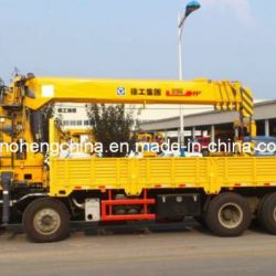 8X4 HOWO 16 Ton Truck Mounted Crane- Strong Structure