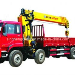 Foton Truck Mounted Crane 16 Ton, Cranes