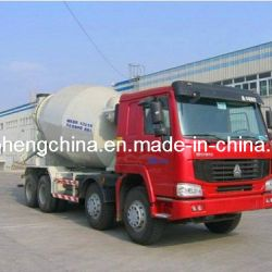 14m3 Heavy Duty Cement Mixer Truck with Sinotruk HOWO