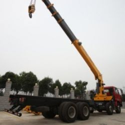 Dongfeng 20 Ton Truck Mounted Crane Sqs500K (telescopic boom)