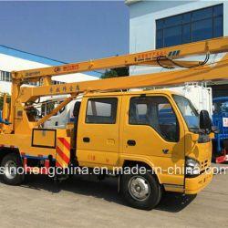 Isuzu 4X2 Lifting Paltform 18m High-Altitude Operation Truck
