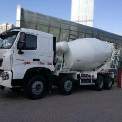 HOWO 4X2 4m3/6m3 Concrete Mixer Truck