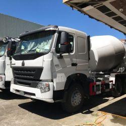 Sinotruk A7 EU-2 371PS 10cbm Mixer Truck