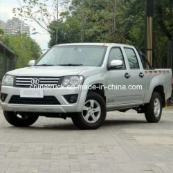Hot 4X2 Petrol /Gasoline Double Cabin Pick up (Extended Cargo Box, L
