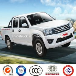 4X4 Petrol /Gasoline Double Pickup Cabin Pick up Truck (Long Cargo B