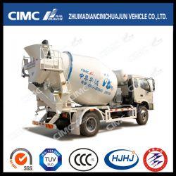 JAC/HOWO/Dongfeng/Liuqi/Hongyan/Shacman/FAW/Auman 4-8cbm 4X2 Cement Mixer Truck