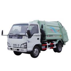Small Garbage Truck