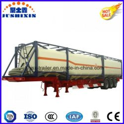 40FT/20FT ISO Oil Tank Container 40FT/20FT Liquid Chemical/Fuel Tank