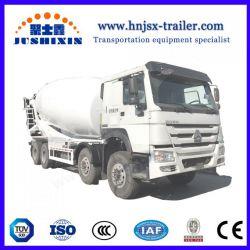 Sinotruk HOWO 8X4 16 Cubic Meters Concrete Mixer/Mixing Truck