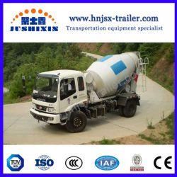 China High Quaility 4X2 Concrete Mixer Truck