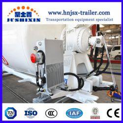 10cbm Capacity Concrete Mixer Body Truck for North African Market