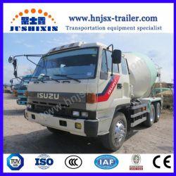 Isuzu 6X4 8-12 Cubic Meter Concrete Mixer Truck Construction Equipment