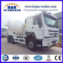 HOWO 6*4 8/9/10/12/14m3 Heavy Duty Concrete Mixer/Mixing Truck