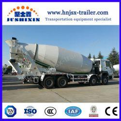 8*4 Truck 6-14m3 Concrete/Cement Mixer Truck Construction Equipment for Sale