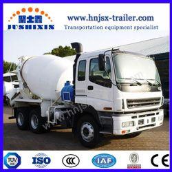 Isuzu 6X4 8/10/12 Cubic Meter Concrete Mixer Truck/Mixer Truck