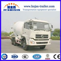 Dongfeng Chassis 10-12 Cubic Meters Mixer Truck/Cement Mixer