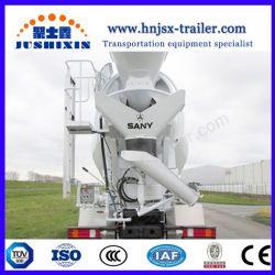Sany 10 Wheels 8-12 Cubic Meters Concrete Mixer Truck/Equipment