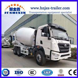 HOWO/Shacman/Foton/Isuzu 4X2, 6X4, 8X4 Concrete Mixer Machine/Equipment/Truck