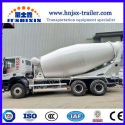 3-12cbm Cement Mixer Transit Mixer Concrete Mixer Truck