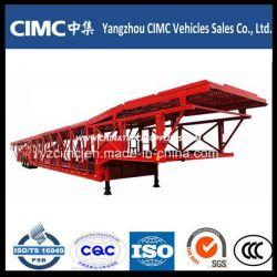 Cimc 3 Axle Car SUV Carrier Semi Trailer for Vietnam