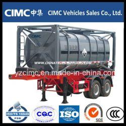 Cimc 20ft Bitumen Tank Container