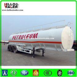 China High Quality 40000L Oil Chemical Tanker