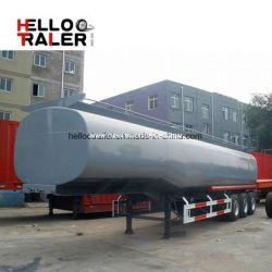 China Manufacturer 45000 Liters Oil Fuel Tanker Trailer