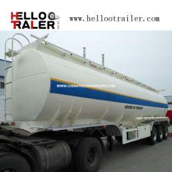 42000L Tri-Axle Oil Tanker Truck Trailer Fuel Tank Semi Trailer