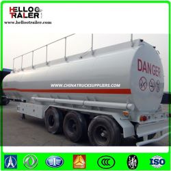 New Style New Coming Fuel Tanker Trailers Tank for Diesel