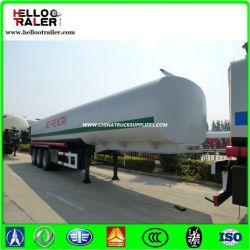 3 Axle Fuel Tanker Trailer Oil Trailer Truck, Fuel Tanker Trucks