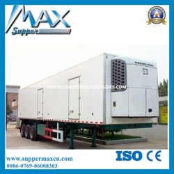 30tons Refrigerated Trailers, Used Trailer Refrigeration for Food Transport