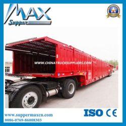Top Manufacturer Supplier Tri-Axle Car Transporter Trailer