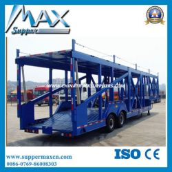 Heavy Duty 11 Car Transporter Trailer for Car Carrying Trailer Cars