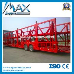 Chiese Car Carrier Semi Trailer/ Car Transport Truck Trailer f