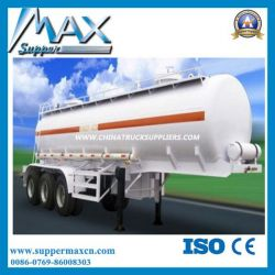 China Best LNG LPG Bitum Fuel Oil Tanker Truck Trailer for Sale
