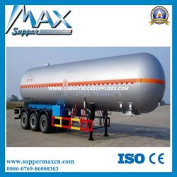 Customized Size Goped 200 Cubic Meters Propane Used LPG Gas Storage