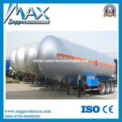 LPG / LNG / Gas Transport Tank Truck Trailer, Gpl Gas Transport Trucks