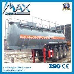 New Tri-Axle Semi Trailer LNG LPG Tank Truck Trailer for Sale
