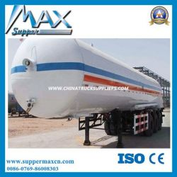 Low Price LPG Semi Trailer, 40m3 54m3 56m3 60m3 LPG Semi Trailers