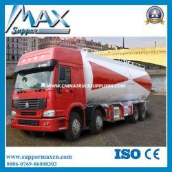 Diesel Engine 25000L Bulk Cement Tank Truck