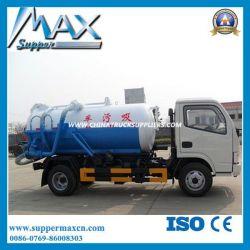 6X4 16 Ton HOWO 336HP Sewage Sucking Truck