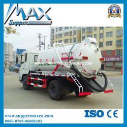 HOWO Sinotruk 4X2 Sewage Pump Sewage Suction Truck