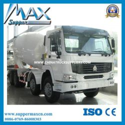 Sinotruk HOWO 10 Wheel 340HP 8 Cubic Meters Concrete Mixer Truck for Sale