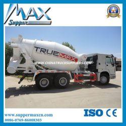 Sinotruk HOWO 7 8X4 371HP 12cbm Concrete Mixer Truck for Sale
