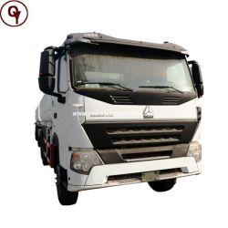 Sinotruk 336 371 HOWO A7 Steel Water Tank Trailer Truck