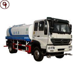 Sinotruk Styer 4X2 Truck Fuel Water Sprinkler Tank 18000L to 2