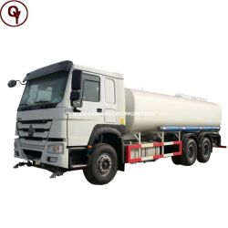 HOWO Sinotruk 371HP 6X4 Water Heavy Oil Tank Truck Price