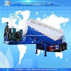 Heavy Duty 3 Axle Bulk Cement Tanker Trailer for Sale