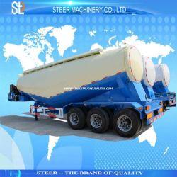 Cement Tanker Semi Trailer 40 Cbm Cement Tank Semi Truck Trailer for