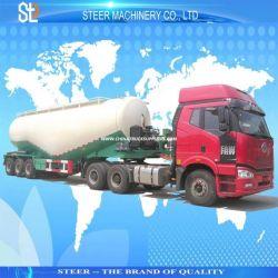 Bulk Cement Transporting 60 Ton Bulk Cement Tank Trailer